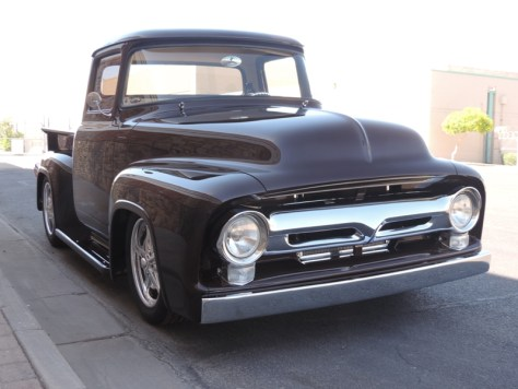 56 Ford truck