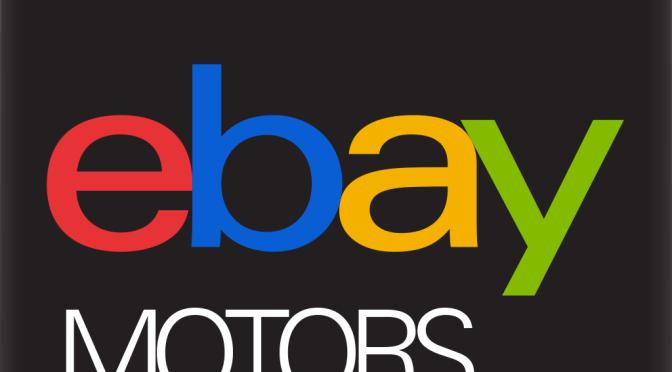 eBay Motors logo