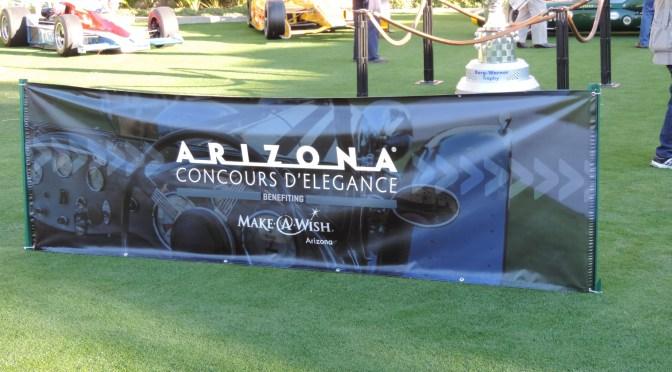 Arizona Concours D'Elegance Shuts Down