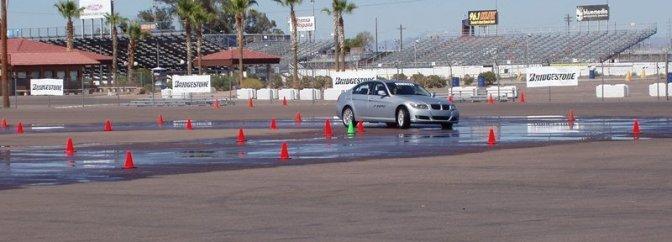 Teens Drive Smart Kicks Off with Bridgestone