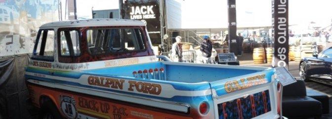 Backup Pickup by Galpin Auto Sports