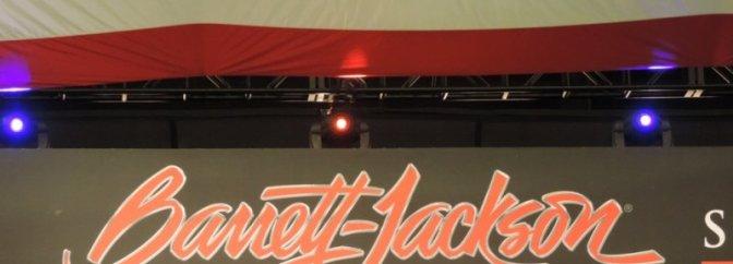 Barrett-Jackson's Five Highest Selling Cars