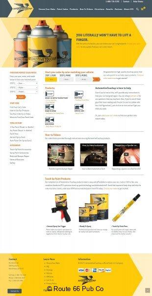 AutomotiveTouchup-Webpage