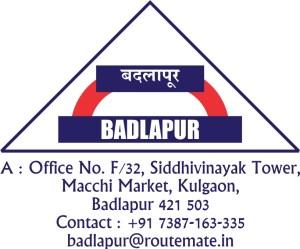 Routemate Branch Badlapur