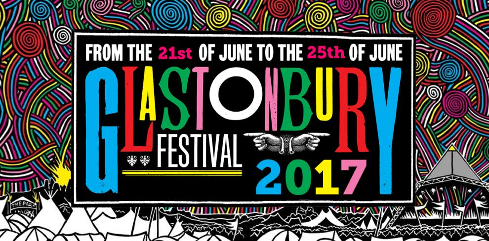 Image result for glastonbury 2017