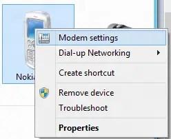 device property