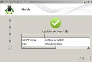 Huawei Dashboard Writer