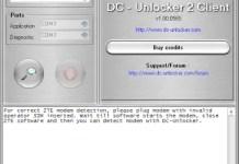 DC Unlocker cracked unlimited credits