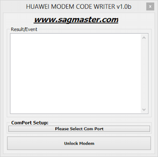 How to Unlock Huawei 3G Modem E173, E1550 and E1750?