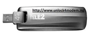 Unlock-huawei-e398-Tele2-Modem