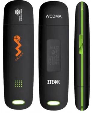 ZTE MF637 modem dongle