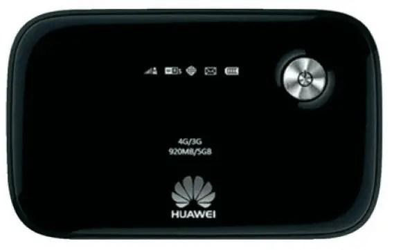 Huawei e5776 4g mobile wifi router