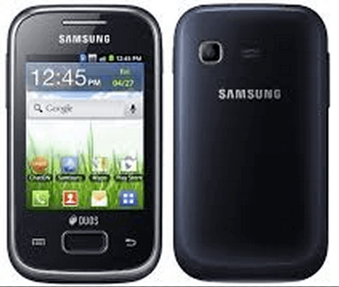 How to Recover Pattern Lock of Samsung Duos / Galaxy Y mobile phone