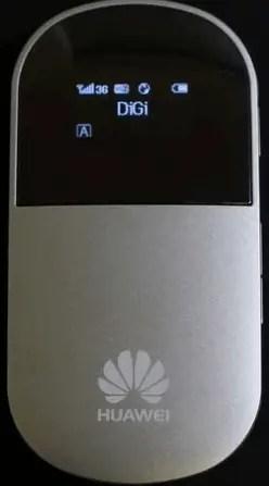 Huawei E535 WiFi MiFi