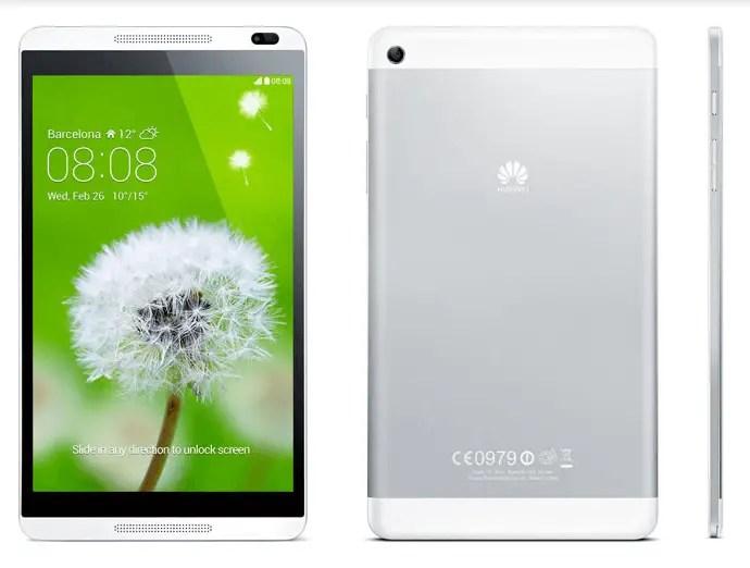 Huawei MediaPad M1 8.0 Tablet