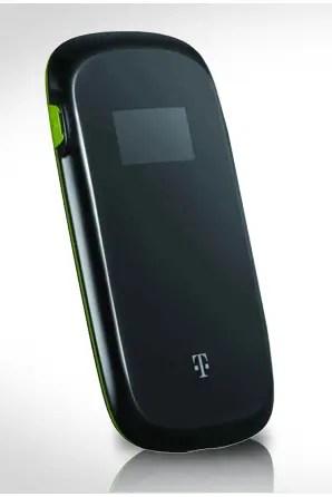 ZTE MF61 Mobile WiFi Hotspot