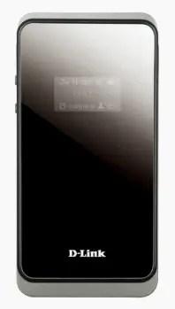 Dlink DWR-730 Portable HSPA+21 Mbps Router