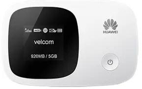 Huawei E5336 3G Mobile WiFi Router of Etisalat Egypt
