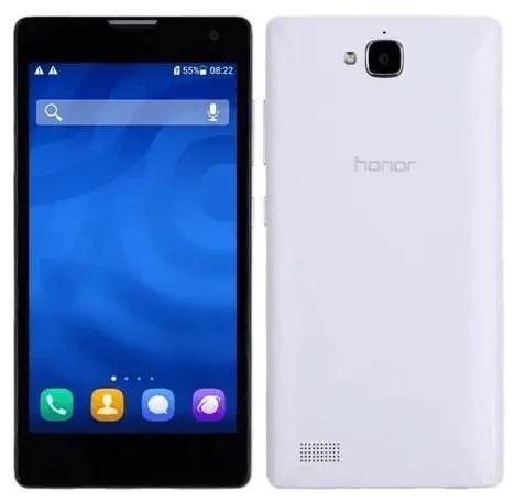 Huawei Honor 3C 4G phone