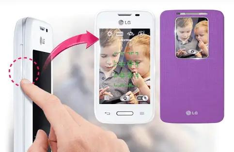LG L35 - Fast Snapshot