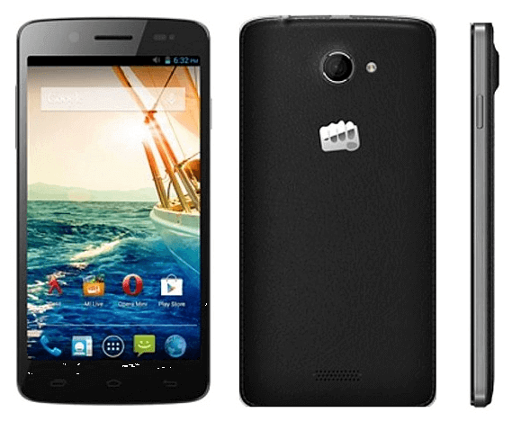 Micromax Canvas Elanza 2 Smartphone