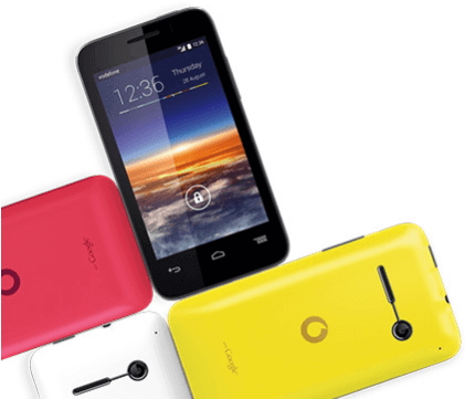 Vodafone Smart 4 mini Smartphone