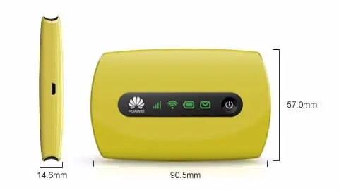 Huawei E5221S-2 3G Mobile Hotspot
