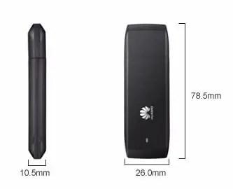 Huawei EC177 CDMA modem dimension