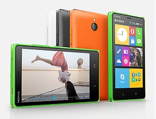 Nokia X2 Dual SIM With 1GB of RAM and 4.3-Inch Display