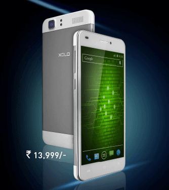 Xolo Q1200 Android Smartphone