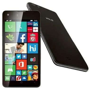 Xolo Q900s Windows 8.1 Smartphone