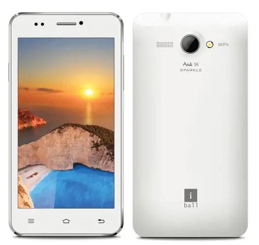 iBall Andi 5K Sparkle 5-inch Smartphone