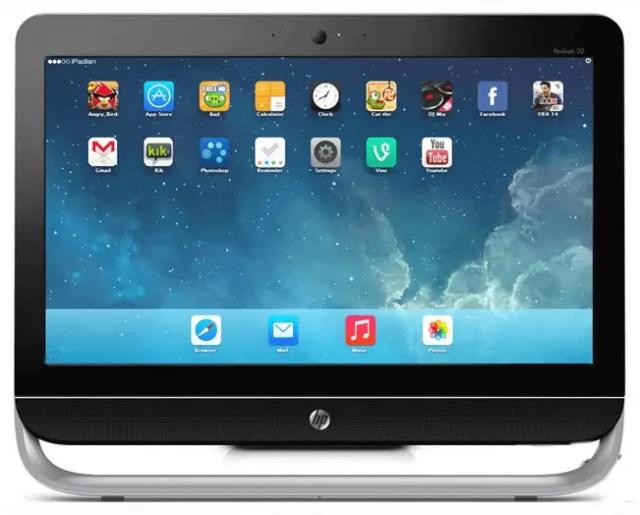 iPadian 2 - iOS 7 Looks & feel