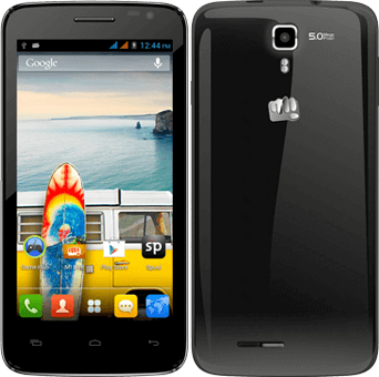 Micromax Canvas Juice A177 Android Smartphone