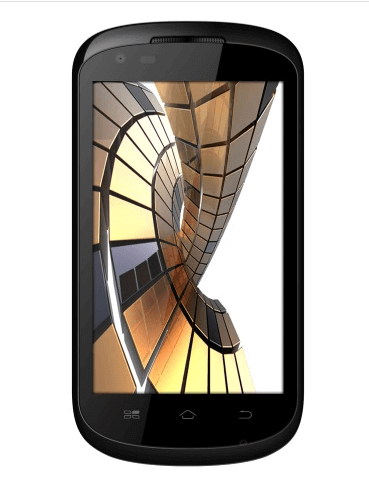 Spice Stellar 445 With 4-Inch Screen and Quad-Core SoC Launched at Rs 5299