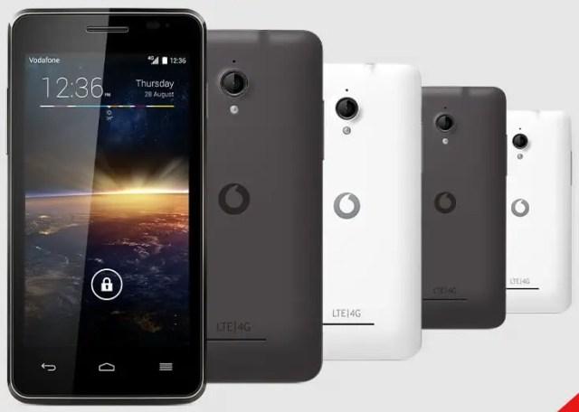 Vodafone Smart 4 Turbo Android Smartphone