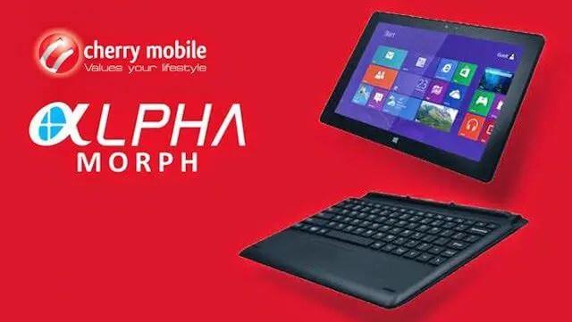 Cherry Mobile Alpha Morph