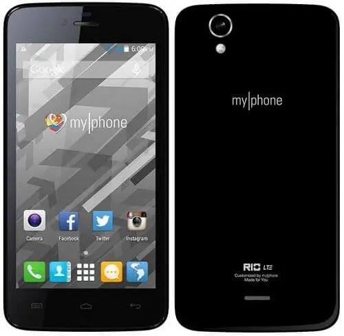MyPhone Rio LTE