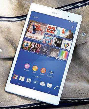 Sony Xperia Z3, Xperia Z3 Compact and Xperia Z3 Tablet Compact Online Priced