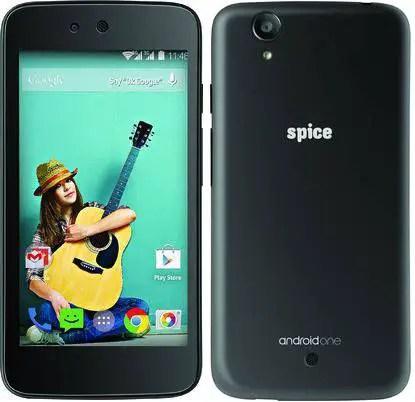 Spice Android One Dream UNO Mi-498 in India