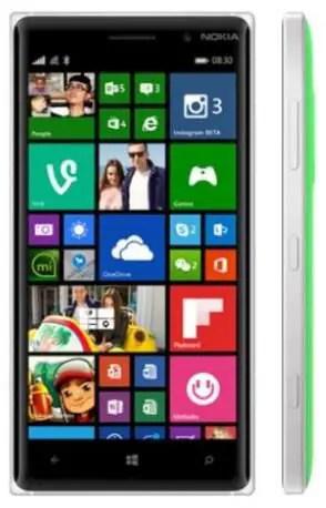 Nokia Lumia 830 in India