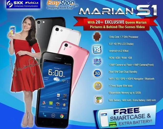 SKK Mobile Marian S1
