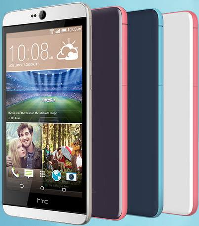 HTC Desire 826 in China