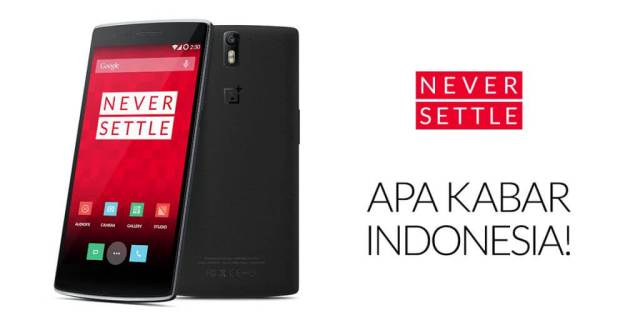OnePlus Launches in Indonesia
