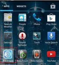 Xolo One - Xolo App