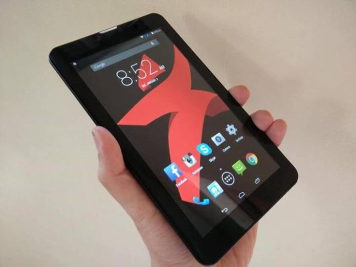 Starmobile Engage 7 3G+