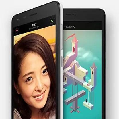 Xiaomi Redmi 2 in UK