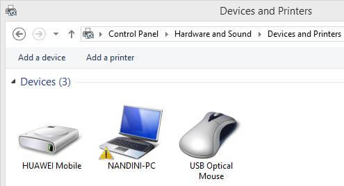 A List of Devices