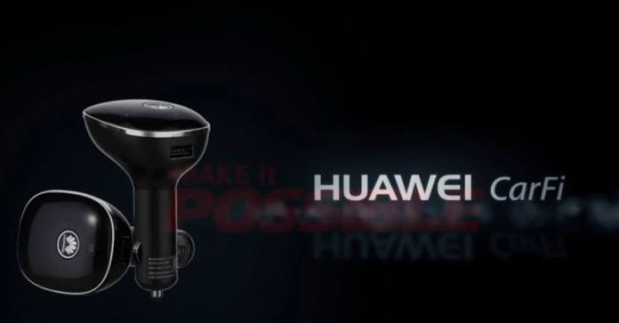 Huawei CarFi