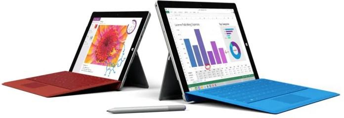 Microsoft Surface 3 - Variant
